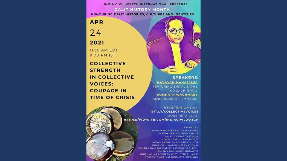 Collective Strength in Collective Voices: Courage in Time of Crisis